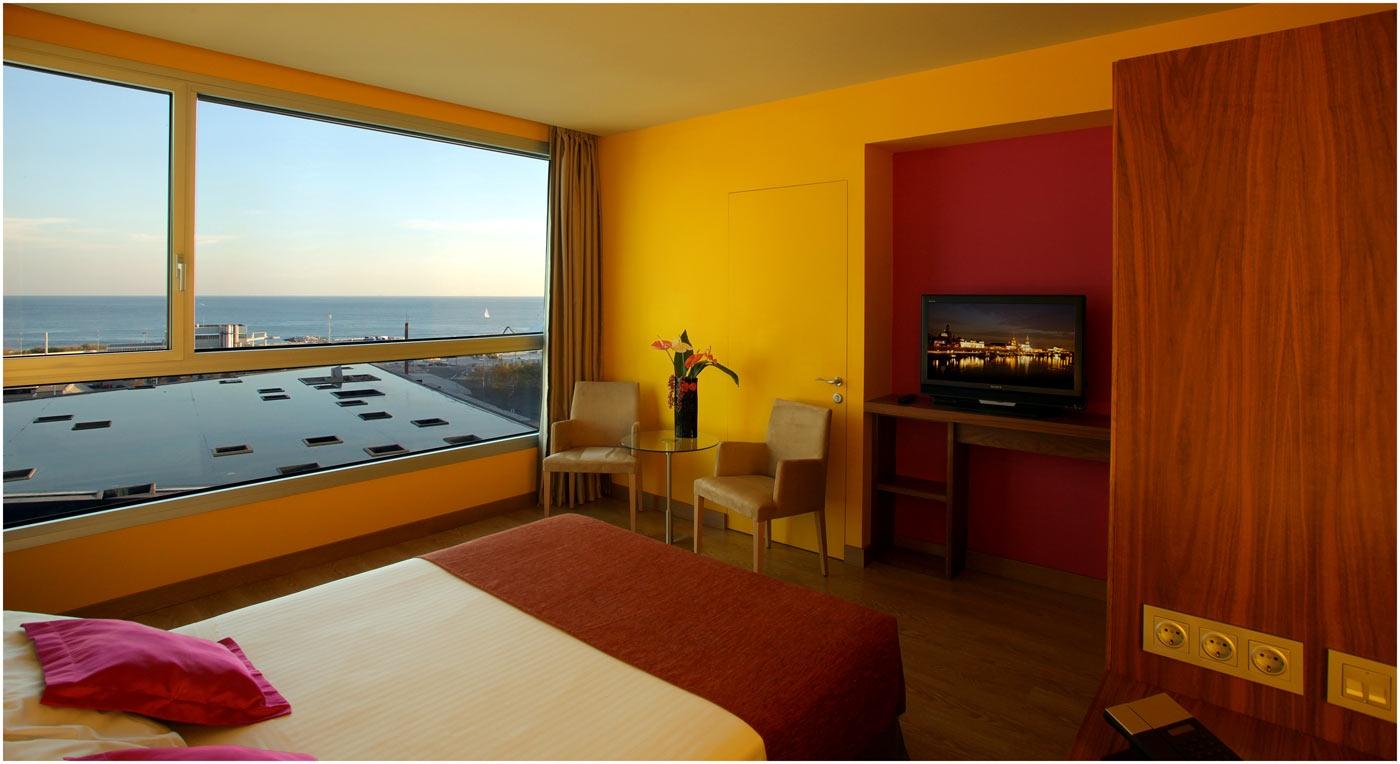 Hotel SB Diagonal Zero | Deluxe vistas al mar